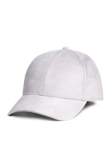 Cap - Light grey - Ladies | H&M 1
