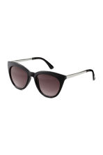 Sunglasses - Black - Ladies | H&M 1