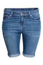 H&M+ Denim shorts - Denim blue -  | H&M 2