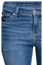 H&M+ Denim shorts - Denim blue -  | H&M 4