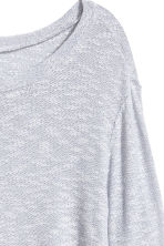 Fine-knit jumper - Grey - Ladies | H&M 3