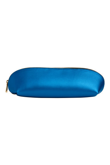 Pochette pennelli make-up - Blu - DONNA | H&M IT 1