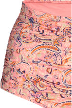 H&M+ Draped bikini bottoms - Pink/Paisley - Ladies | H&M 3