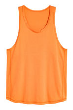 Sports top - Orange - Men | H&M IE 2