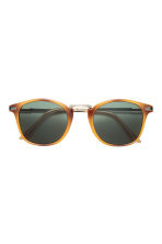 Sunglasses - Orange - Men | H&M CN 2