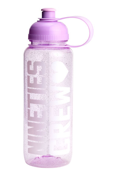 Water bottle - Lilac - Ladies | H&M 1