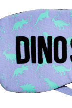 Sleep mask - Purple//Dinosaur - Ladies | H&M CN 2