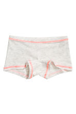 3-pack boxer briefs - Light pink -  | H&M 2