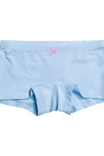3-pack boxer briefs - Light blue -  | H&M CN 3