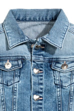 Denim jacket - Denim blue - Kids | H&M 3