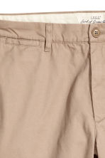 Chinoshort - Beige -  | H&M BE 4