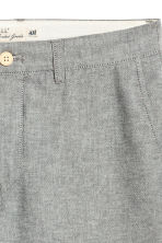 Chino shorts - Dark blue/Chambray - Men | H&M 2