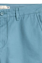 Chino shorts - Pigeon blue - Men | H&M CN 3