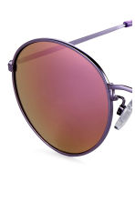 Sunglasses - Purple - Ladies | H&M 3