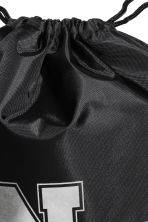 Gym bag - Black/New York - Kids | H&M CN 2