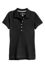 Polo - Nero -  | H&M IT 2