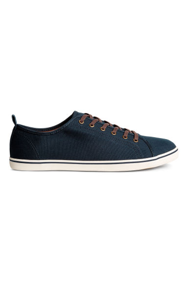 Trainers - Dark blue - Men | H&M CA 1