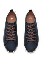 Trainers - Dark blue - Men | H&M CA 2