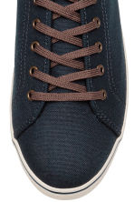 Trainers - Dark blue - Men | H&M 3