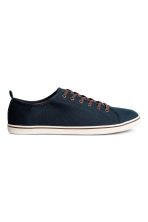 Sneakers - Blu scuro - UOMO | H&M IT 1