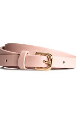 3-pack narrow belts - Brown/Pink - Ladies | H&M CN 2