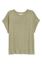 Light khaki green