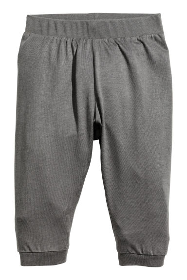 Jersey trousers - Dark grey - Kids | H&M IE
