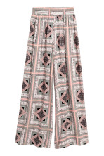 Powder pink/Pattern