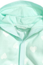 Dressing gown - Mint green/Heart - Kids | H&M 2