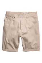 Short van keper - Beige - HEREN | H&M BE 2