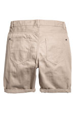 Short van keper - Beige - HEREN | H&M BE 3