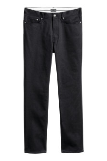 Premium cotton twill trousers