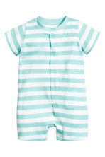 3-pack pyjamas  - Mint green/Stars - Kids | H&M CN 2