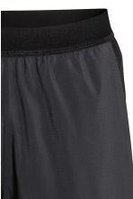 Ultra-light running shorts - Black - Men | H&M 4