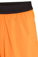 Ultra-light running shorts - Orange - Men | H&M 3