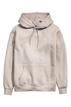 Hooded top - Beige - Men | H&M CN 2