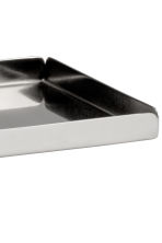 Small metal tray - Silver - Home All | H&M CN 3