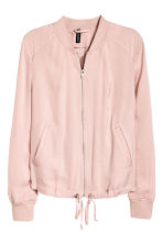 Bomber jacket - Powder pink - Ladies | H&M 3
