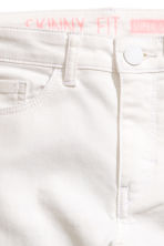 Stretch trousers - White - Kids | H&M 3