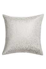 Copricuscino glitter - Argentato - HOME | H&M IT 1