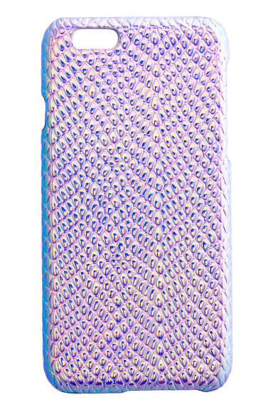iPhone case - Purple/Metallic - Ladies | H&M