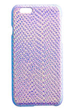 iPhone 手機殼 - Purple/Metallic - Ladies | H&M 1