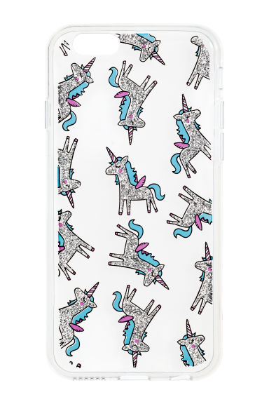 iPhone 手機殼 - White/Unicorn - Ladies | H&M 1
