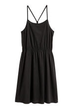 Jersey dress - Black -  | H&M CN 2