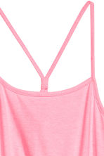 Tricot jurk - Roze -  | H&M BE 3