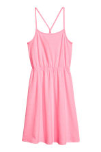 Tricot jurk - Roze -  | H&M BE 2