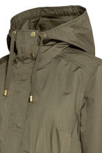 MAMA Parka - Khaki green - Ladies | H&M CN 4