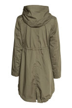 MAMA Parka - Khaki green - Ladies | H&M CN 3