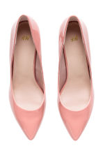 Court shoes - Powder pink -  | H&M 2