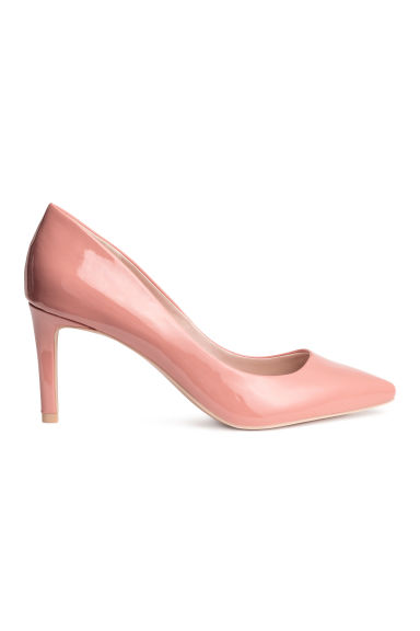 Court shoes - Powder pink -  | H&M 1